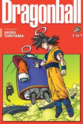 Cover of Dragon Ball (3-in-1 Edition), Vol. 12