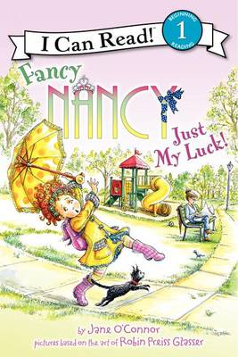 Cover of Fancy Nancy: Just My Luck!