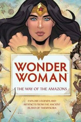 Cover of Wonder Woman: The Way of the Amazons