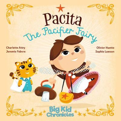 Book cover for Pacita the Pacifier Fairy