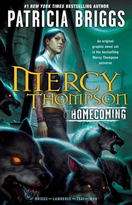 Cover of Mercy Thompson: Homecoming