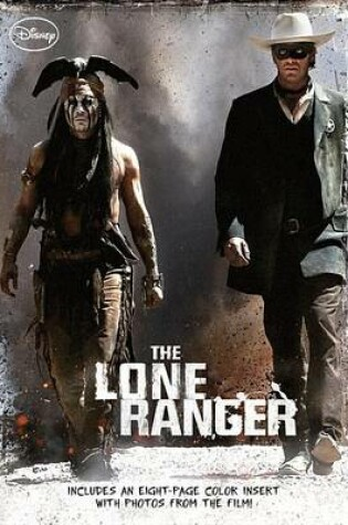 Cover of The Lone Ranger