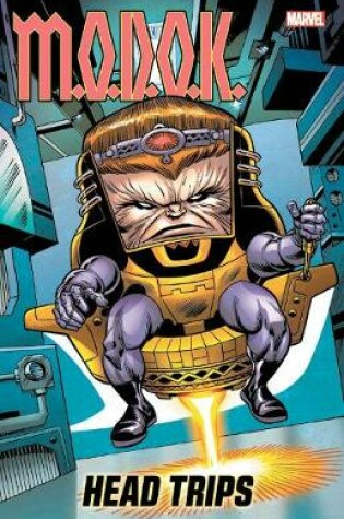 Cover of M.o.d.o.k.: Head Trips