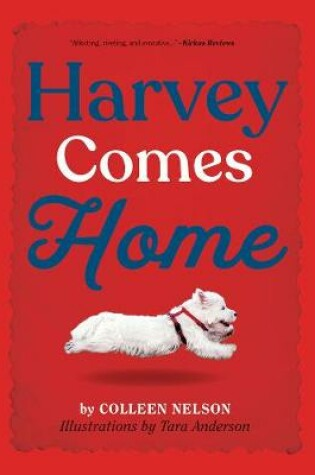 Cover of Harvey Comes Home