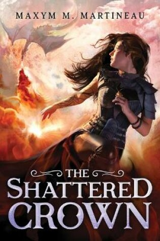 Cover of The Shattered Crown