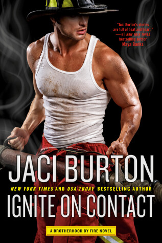 Book cover for Ignite On Contact