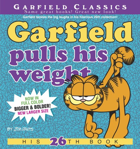 Cover of Garfield Pulls His Weight