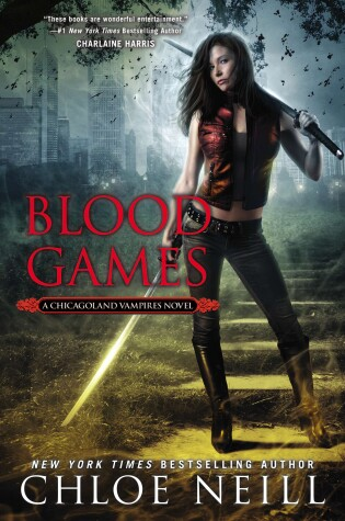 Cover of Blood Games