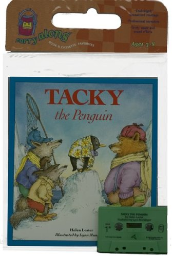 Cover of Tacky the Penguin Book & Cassette