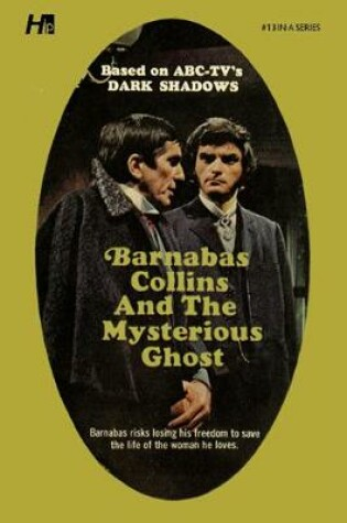 Cover of Dark Shadows the Complete Paperback Library Reprint Book 13
