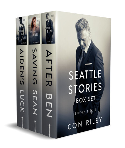 The Seattle Stories Box Set: Contemporary Gay Romance Novels