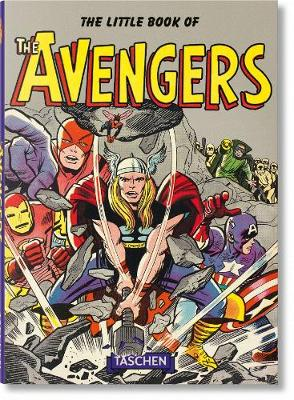 Cover of The Little Book of Avengers