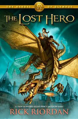 Cover of The Lost Hero