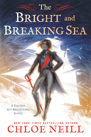 Cover of The Bright And Breaking Sea