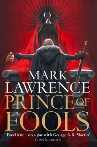Cover of Prince of Fools