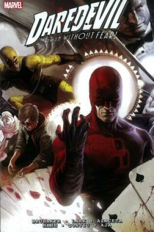 Cover of Daredevil By Ed Brubaker & Michael Lark Ultimate Collection Book 3