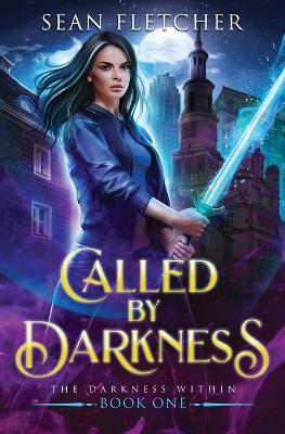 Cover of Called by Darkness (New York Academy of Magic Book 1)
