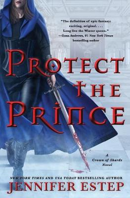 Cover of Protect the Prince