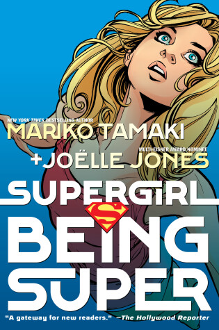 Cover of Supergirl: Being Super