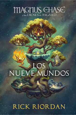 Cover of Magnus Chase y los nueve mundos / 9 from the Nine Worlds