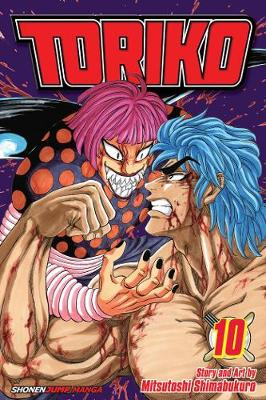 Cover of Toriko, Vol. 10