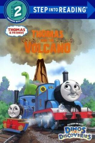 Cover of Thomas and the Volcano