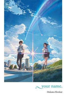 Cover of your name. (light novel)