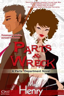 Book cover for Parts & Wreck