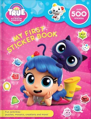Cover of My First Sticker Book
