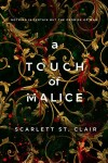 Book cover for A Touch of Malice
