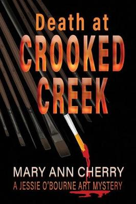 Cover of Death at Crooked Creek