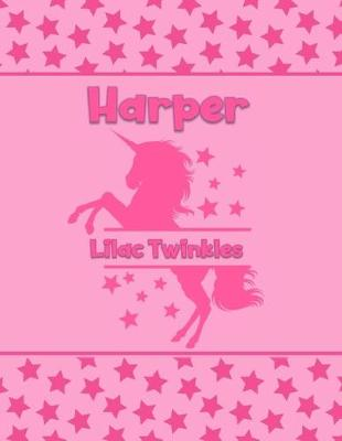Cover of Harper Lilac Twinkles