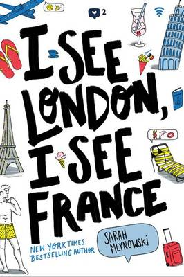 Cover of I See London, I See France