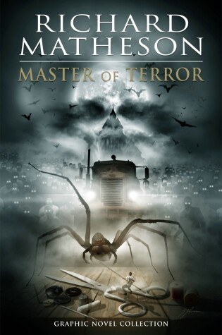 Cover of Richard Matheson Master Of Terror Graphic Novel Collection