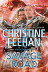 Book cover for Savage Road
