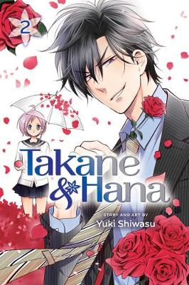 Cover of Takane & Hana, Vol. 2