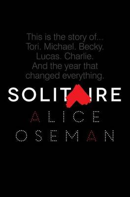 Book cover for Solitaire