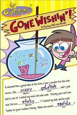 Book cover for Gone Wishin