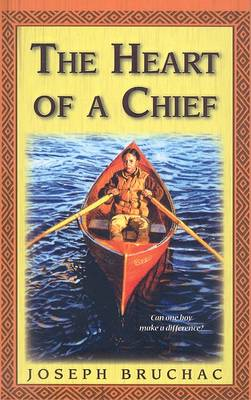 Book cover for Heart of a Chief