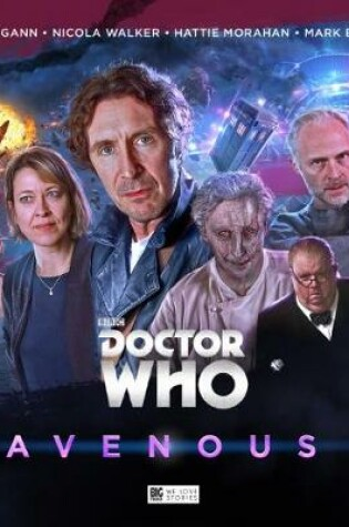 Cover of Doctor Who - Ravenous 1