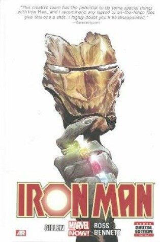 Cover of Iron Man Volume 5: Rings Of The Mandarins (marvel Now)