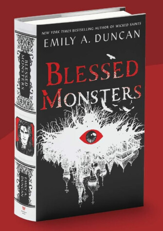 Cover of Blessed Monsters