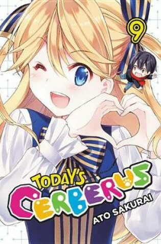 Cover of Today's Cerberus, Vol. 9
