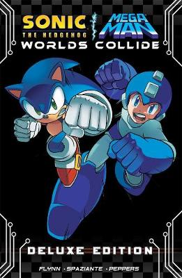 Cover of Sonic/mega Man: Worlds Collide Deluxe Edition