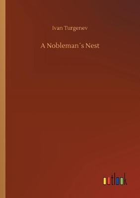 Cover of A Noblemans Nest
