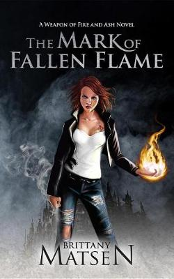 Cover of The Mark of Fallen Flame