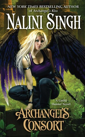 Book cover for Archangel's Consort