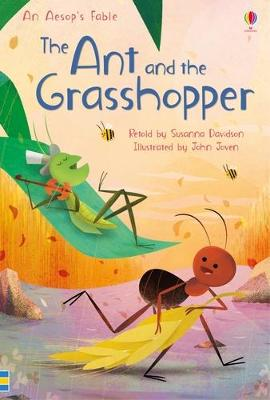 Cover of The Ant and the Grasshopper