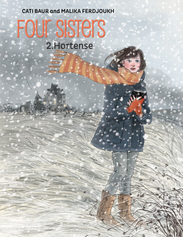 Cover of Four Sisters, Vol. 2: Hortense