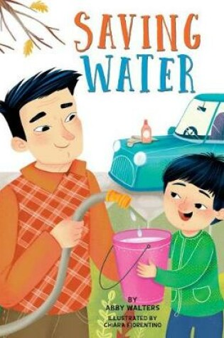 Cover of Saving Water